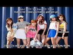 Apink - A Wonderful Love (신기하죠) [English subs + Romanization + Hangul] HD