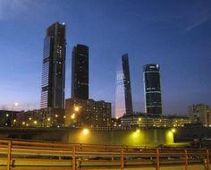Cuatro Torres Bussines Area