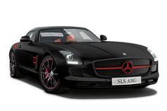 2013 Mercedes-Benz SLS AMG Matt Special Editions (Only for Japan)
