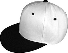 L.O.G.A. Plain Adjustable Snapback Hats Caps (Many Colors). White/Black Nice Shades http://www.amazon.com/dp/B008Q23PZ6/ref=cm_sw_r_pi_dp_dDpSwb1KPGPR0