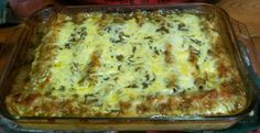 New Mexico Chicken Enchiladas w/ Creamy Green Chile Sauce Recipe ~ #NewMexico #GreenChile