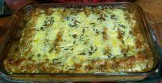 New Mexico Chicken Enchiladas w/ Creamy Green Chile Sauce Recipe ~ #NewMexico #GreenChile