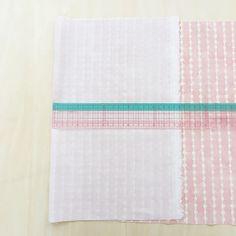 「わ」について | nunocoto Towel, Sewing, Couture, Fabric Sewing, Sew, Stitching, Costura, Needlework, Stitch