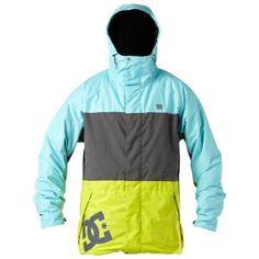 DC Snowboard Jacket - Amo - Blue Radiance/Shadow