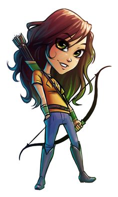 Camp Half-Blood Chibi by lostie815.deviantart.com on @deviantART