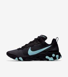 c7fd4998859 Nike React Element 55  Black   Aurora  Release Date