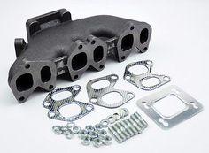 VW Golf Jetta Corrado VR6 Cast Iron Turbo Manifold