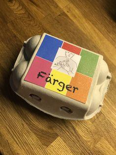 färger-arkiv - Tecken som stöd - Toppbloggare på Womsa Sunglasses Case, Author, Montessori Toddler, Diy, Infants, Build Your Own, Bricolage, Do It Yourself, Diys