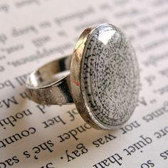Paper ring - Anillo de papel