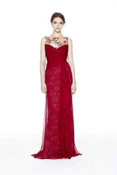Notte by Marchesa - Pre-Fall 2014