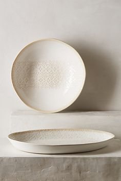 Celestial Serveware from Anthropologie - how lovely would this be full of a colourful salad for a garden party this summer?!