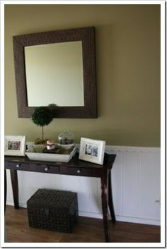 Possible Living Room color:  Baby Turtle by Sherwin Williams