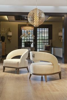 Merveilleux Bolero Chairs By Adriana Hoyos #AdrianaHoyos #LivingRoom #LuxuryFurniture    Liveniu.com