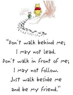 friends quotes & We choose the most beautiful Winnie the Pooh quotes to guide you through life for you.Winnie the Pooh quotes most beautiful quotes ideas Cute Friendship Quotes, Cute Quotes, Great Quotes, Quotes To Live By, Inspirational Quotes, Friend Friendship, Top Quotes, Daily Quotes, Friendship Thoughts