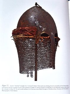 Helmet, Georgia or North West Iran, 15 c. For The Horde, Eastern Europe, Middle Ages, Armour, Medieval, Fantasy, Texture, History, North West