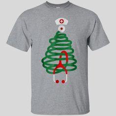 Nursing is my superpower Christmas Tree Nursing Shirt Funny Squad RN Nurse Gift Tee Rn Nurse, Nurse Life, Nurse Stuff, Nursing School Shirts, Nursing Schools, Nursing Scrubs, Christmas Shirts, Christmas Tree, Xmas
