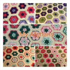 My afghans