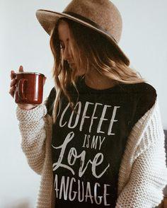 coffee is my love language.