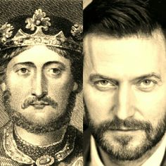 Richard Armitage as Richard I of England