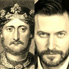 Richard Armitage as Richard I of England