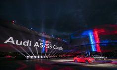 Audi apresenta o novo A5 e S5 Coupé - EExpoNews