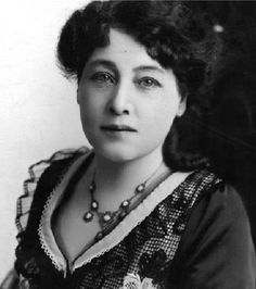 Alice Guy-Blache (first female director of film)