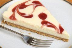 Strawberry Swirl Cheesecake   Trim Down Club