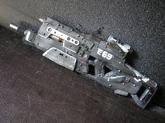 Rifle of far future no.: E.69 by HorcikDesigns.deviantart.com on @deviantART