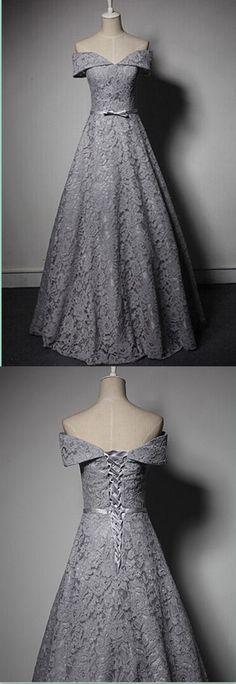 A-Line Lace Prom Dress,Long Prom Dresses,Charming Prom Dresses,Evening Dress Prom Gowns, Formal Women Dress,prom dress https://bellanblue.com