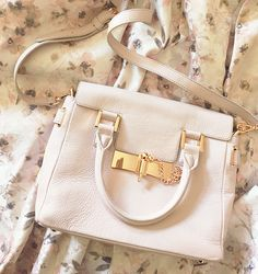 Favorite Handbag for Fall (this Leather Crossbody Bag from my LC Lauren Conrad Runway Collection… I haven't stopped wearing it since Fashion Week!)