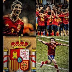 Campeones! Espana Euro 2012!