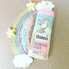 OMG! Von Balea kommt bald ein Einhorn-Duschgel auf den Markt! :O Wir haben für euch die 10 coolsten Einhorn-Produkte gefunden!