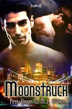 http://www.amazon.com/dp/B00AVLQUFW/ref=dondes-20 #BisexualBeachReads Moonstruck (Lucky Moon Book 3) by Piper Vaughn
