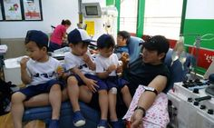 2015: Song Triplets with Appa for a Blood Donation Campaign