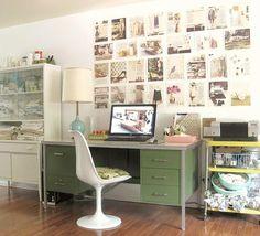Dança das cadeiras: Saarinen Tulip - dcoracao.com - blog de decoração