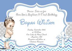 Prince Baby Shower Invitations Print your Own, Baby Prince Digital Invite Personalized Invitations, Digital Invitations, Christening Invitations, Baby Shower Invitations, Birthday Greeting Cards, Birthday Greetings, Mickey Mouse Balloons, Party Express, Minnie Mouse Baby Shower