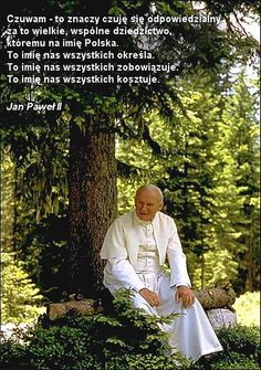 I remember. Pape Jeans, Juan Pablo Ii, Pope John Paul Ii, Independence Day, Father, Love You, God, San Giovanni, Madonna