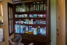Herbs, oils, supplies, books...ready to make and use...love this. http://www.soulemama.com/