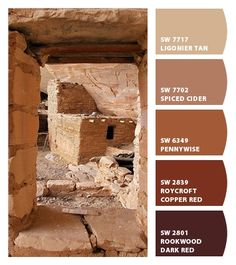 Paint Colors From Colorsnap By Sherwin Williams Colour Pallette Combinations Color Schemes