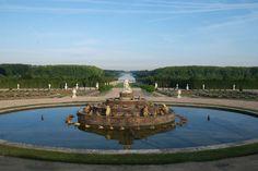 Garden - Le Chateau de Versailles