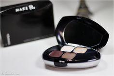 Tudo Make! - Testei   Quarteto de sombras Terra Bronze Make B – O Boticário