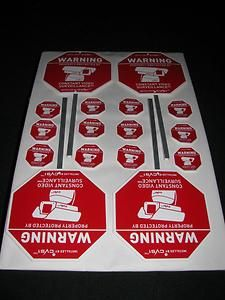 Hey I Found This Really Awesome Etsy Listing At Httpswwwetsy - Window stickers for home security