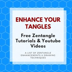 Drawing Techniques Enhance Your Tangles with these Free Zentangle Tutorials Drawing Techniques, Drawing Tips, Drawing Tutorials, Drawing Ideas, Learn Drawing, Manga Drawing, Zentangle Drawings, Doodles Zentangles, Doodle Drawings