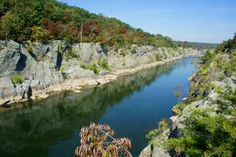 Billy Goat Trail - Section A, Chesapeake and Ohio National Historical Park, September 2015
