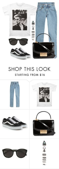 """Untitled #2042"" by luxaragon-la ❤ liked on Polyvore featuring Vetements, Vans, Tory Burch, Yves Saint Laurent and Nasty Gal"