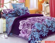 Blue And Purple Bed Sets Kzdcqtw