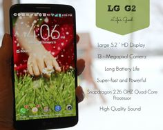 Favourite Features of the LG G2 Smartphone - Mom vs the Boys