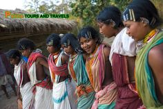 Odisha Tribal Village Tour concentrates on exploring such sensitive tribal civilizations with great fervour. The tribals of Orissa observe a string of festivals. The attraction of this tour besides this tribal trail is a tour through Bhubaneshwar and Puri.