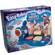 Easy Bake Kellogg s Rice Krispies Snack Shoppe | eBay