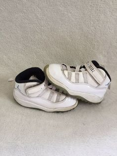 ef87cdaeec254c Nike Air Jordan 11 Retro Legend Blue Columbia Toddlers size 8c 378040-117  Rare
